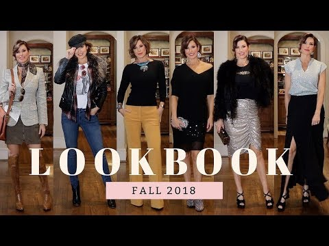 Fall 2018 Lookbook | Dominique Sachse