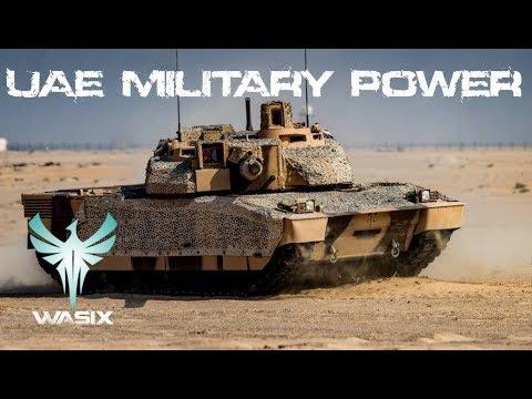 U.A.E Military Power  • 2018 • الإمارات العربية المتحدة
