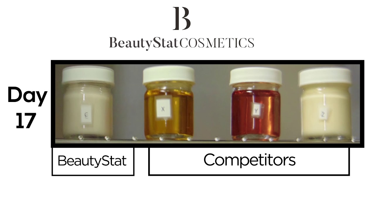 7e3d9296ee870 BeautyStat Universal C Skin Refiner review, compare competitor Vitamin C  skincare product stability