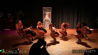 Nicolinas Ladies Swedish dance show - Dance Vida