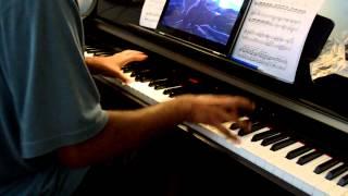 Ashitaka And San (アシタカとサン - 久石 譲) Piano