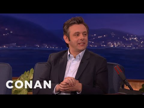 Michael Sheen: My Daughter Googles Me Naked   CONAN on TBS