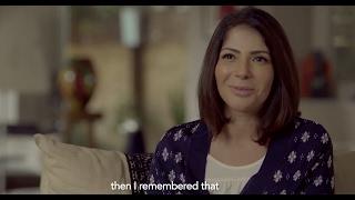 سفيرة النوايا الحسنة ليونيسف مصر منى زكي عن تجربتها كأم في حملة #بالهداوة_مش_بالقساوة