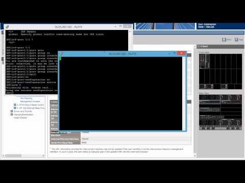 HP Blade switch 6125XLG část 1 - nastavení IRF vir