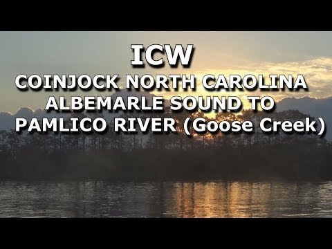 ICW (EP-6) Coinjock,to Albemarle Sound, Pamlico River, (Mike Haduck)
