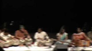 Indian Music Ensemble 2009 part 1/4