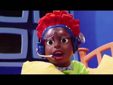 Lazy Town   It's Time to Wake Up Music Video   Lazy Town Songs