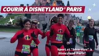 Courir à Disneyland® Paris : 3ÈME édition du Disneyland® Paris Magic Run Weekend