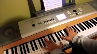 Code Geass OP 1 - Colors - Piano Cover