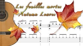 ★★★☆ Les Feuilles Mortes - Autumn Leaves