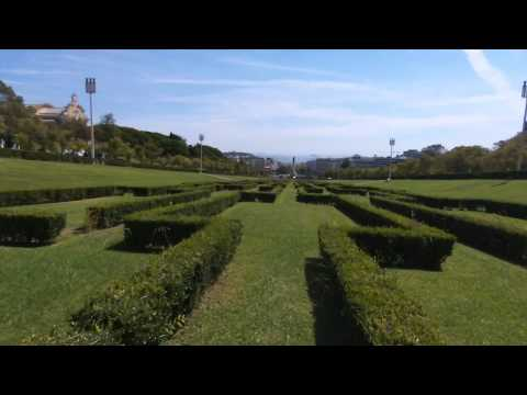 Parque Eduardo VII & Rotunda Marquês de Pombal
