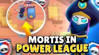 Carrying randoms with mortis in power league pt 2