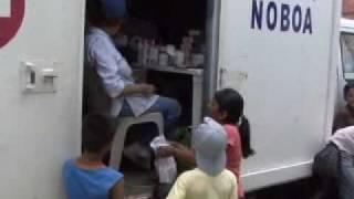 Fundación Cruzada Nueva Humanidad - Brigada Médica 12-03-2010
