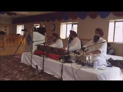Bhai Satvinder Singh, Harvinder Singh Delhi Waale - Sri Anand Karaj - GNG Sedgley St