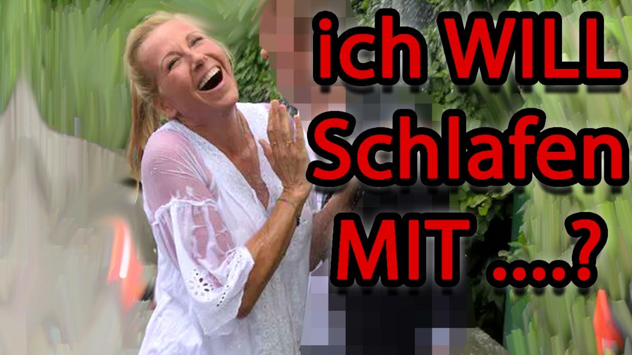 Andrea Kiewel ICH will Schlafen MIT .?? - YouTube