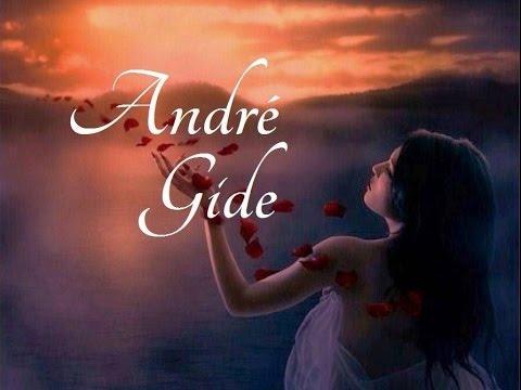 Les plus belle citations d'André Gide