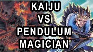 NEW ARCHETYPE KAIJU VS PENDULUM MAGICIAN APEX! (BROKEN LOOP Like it breaks devpro)