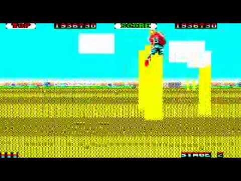 SPACE HARRIER X1