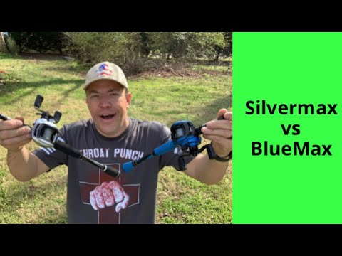 Which Is The Better Baitcaster The Silvermax Or Bluemax Form Abu Garcia? Plus GAW Announcement