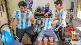 Argentina vs Nigeria | 2018 Mundial | Reacciones de Amigos