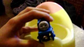 Thomas the Train Shows How To Poop On Potty