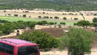 Rodeo- 1 de Mayo 2015-  Agarren ese Toro- Potrero de Gallegos
