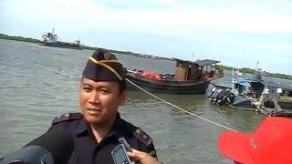 BC Teluk Nibung Tangkap Dua Kapal Penyeludup Balpres Asal Malaysia