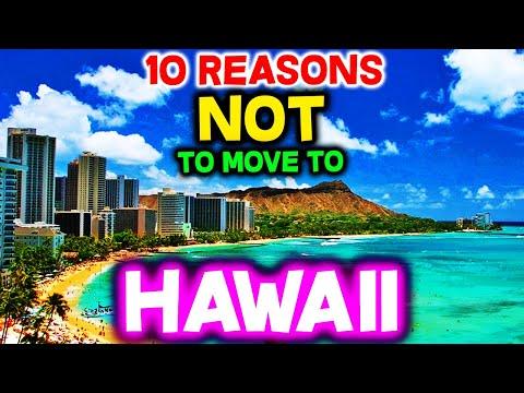 Top 10 Reasons NOT to Move to Honolulu, Hawaii