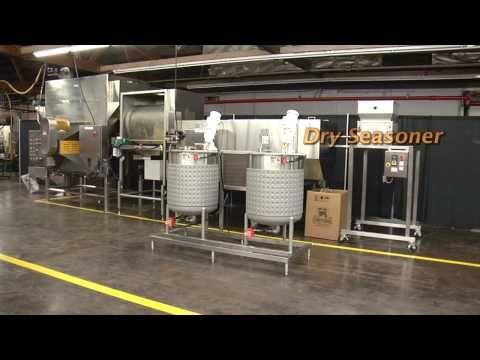 Cretors Flo-Thru® Model 200 Line And Model 1000 Line