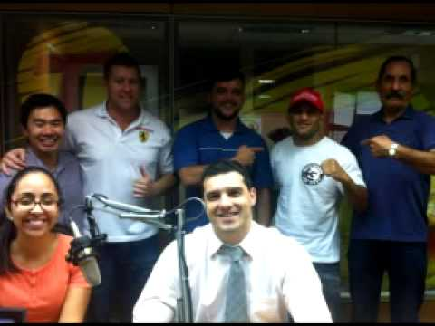 Nocaute Transamérica - Debate sore Federações e Organização de Eventos de MMA