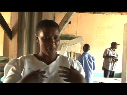 Motorbikes and midwives: Delivering better care for Kenya's mums