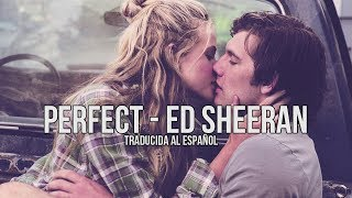 Perfect • Ed Sheeran | Letra en español