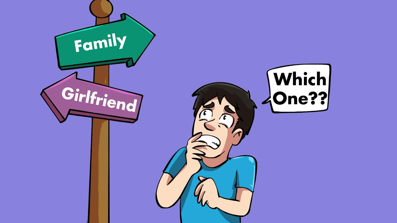 My Family or My Gf