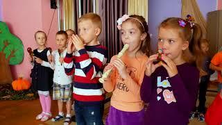 Музыкальное занятие в детском саду.Гродно.NICK-VIDEO studio.