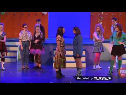 Heathers - McNamara Scene (Lifeboat + Shine A Light (reprise)) Rock River's Cast