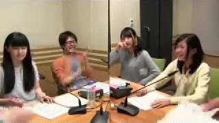 鷲崎さんの喉の調子が悪かったため助っ人として三澤紗千香もMC席に.