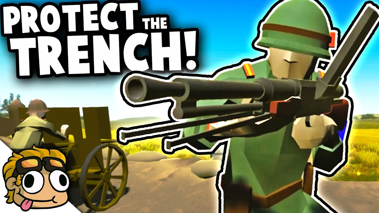 WW1 PROJECT ALTIRUS, BEST MOD PACK YET! | Ravenfield Mod Gameplay