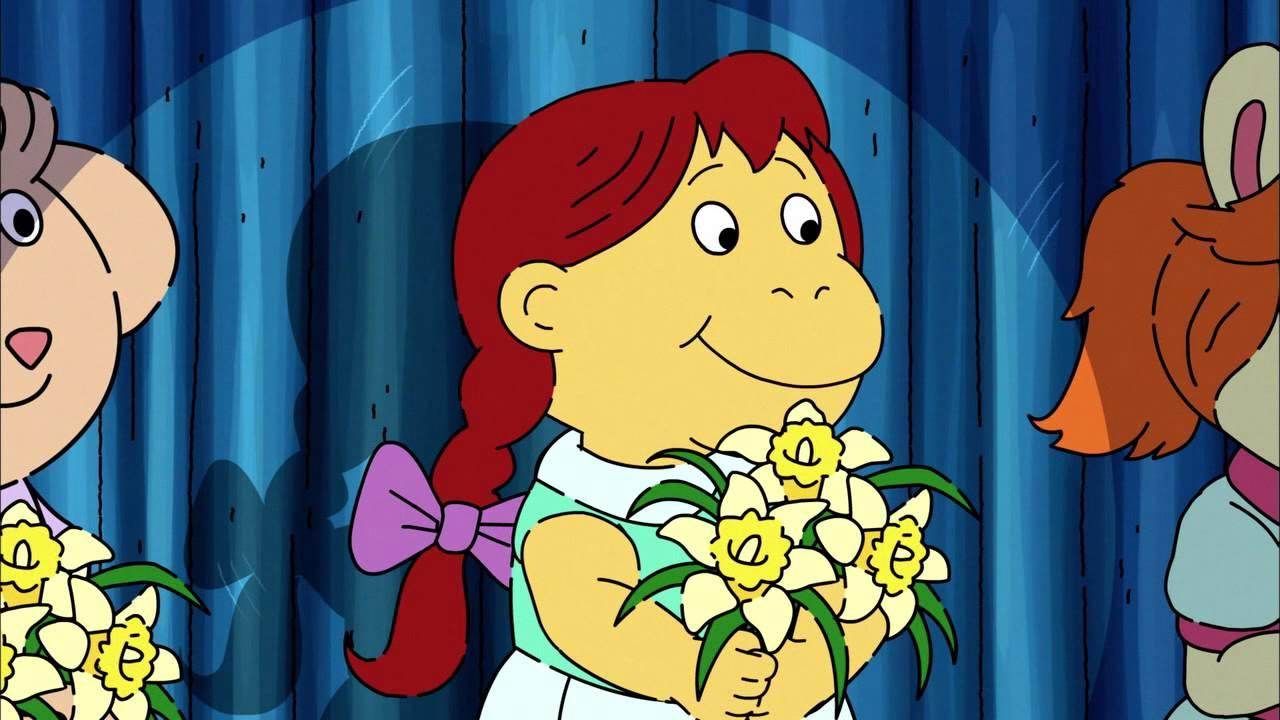 ARTHUR: Little Miss Muffy - YouTube- Hate