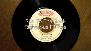 Run To The Rock / Righteous Flames(Winston Jarrett)