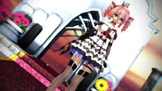 【第13回MMD杯予選】【TDA Teto Lace Dress】世界で一番近くに居るのに