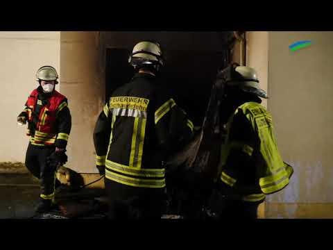 Wohnungsbrand in Ostrhauderfehn