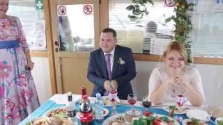 2 сентября 2016г. - Свадьба Лилии и Сергея Харюшиных. Свадьба на теплоходе.