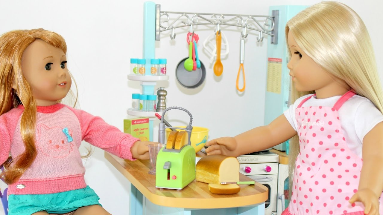 American Girl Gourmet Kitchen Set