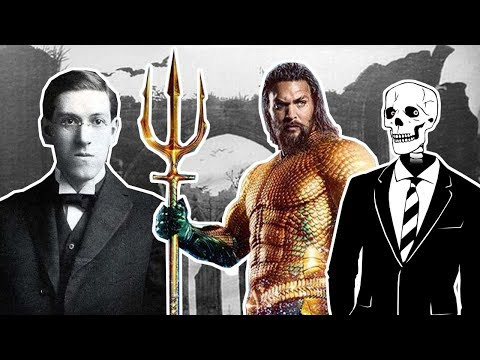 H.P. Lovecraft Influenced Aquaman - But He Was Racist Tho