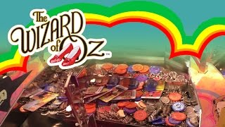 The Wizard Of OZ - Coin Pusher