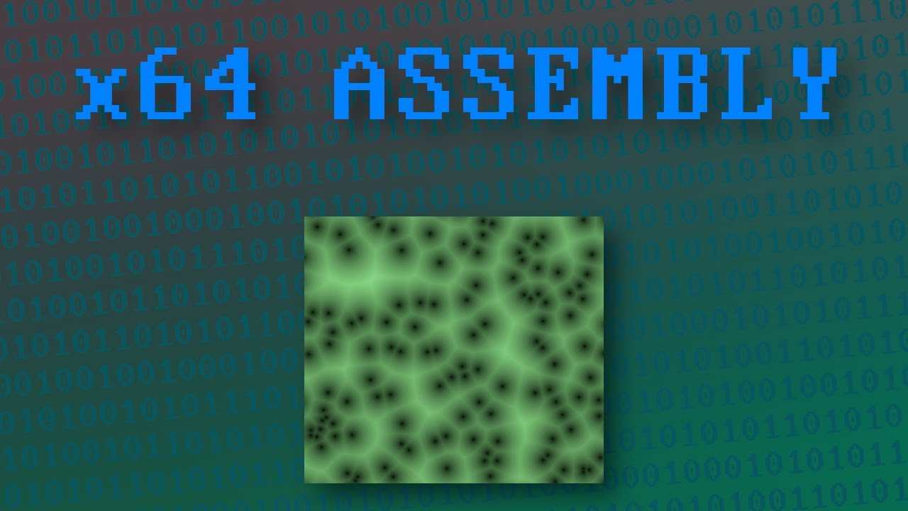 x64 assembly tutorial