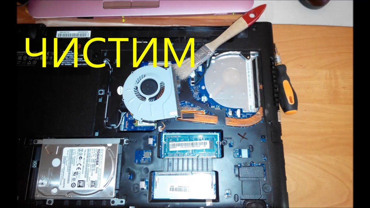 Разборка ноутбука HP ProBook 4520S (HP ProBook 4520S disassemble .