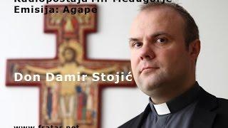 Don Damir Stojić   vjera i okruženje