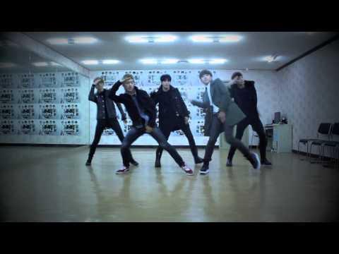 에이프린스 A-PRINCE - HELLO Dance Practice 안무 연습 (No smile ver.)