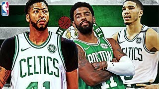 ANTHONY DAVIS BOSTON CELTICS REBUILD! NBA 2K19 MY LEAGUE